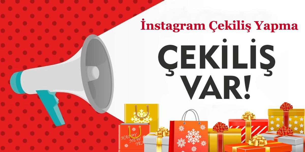instagram çekiliş yap Instagram Ucretsiz Cekilis Yapma Programlari Aylak Bilgin